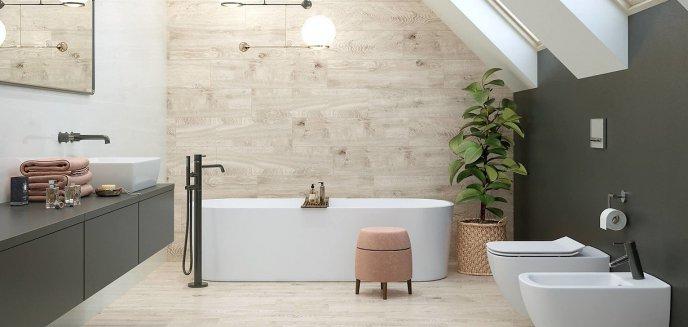Czym się kierować kupując meble do małej łazienki w bloku?