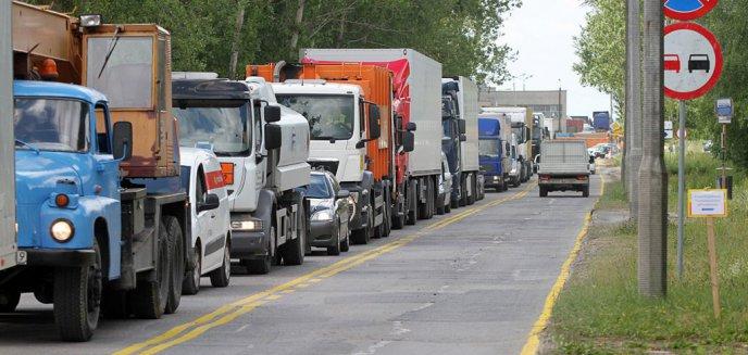 Artykuł: Olsztyn się wyludnia, ale... samochodów przybywa