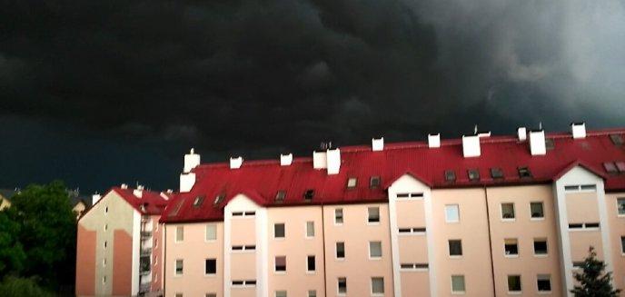 Artykuł: W Olsztynie i powiecie znów może zagrzmieć