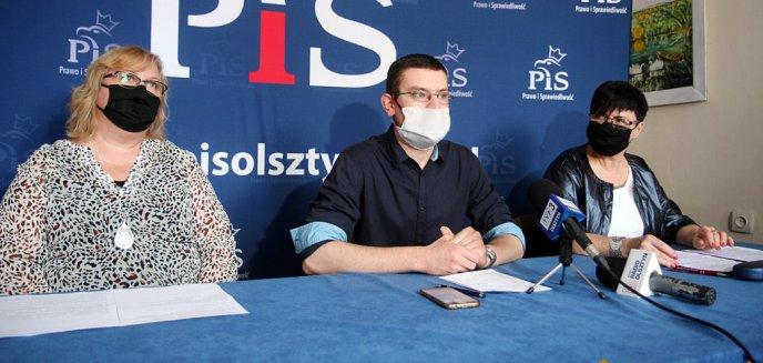 Artykuł: Budżet gminy na niemowlęcą wyprawkę - 28,50 zł. Lokalny PiS: ''Tyle jest warta promocja wizerunku olsztyńskich rodzin''