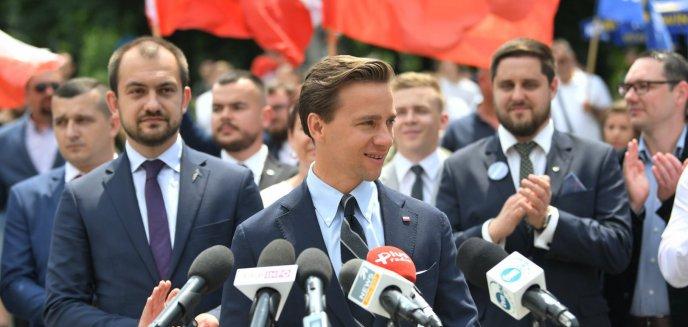 Artykuł: Krzysztof Bosak w Olsztynie