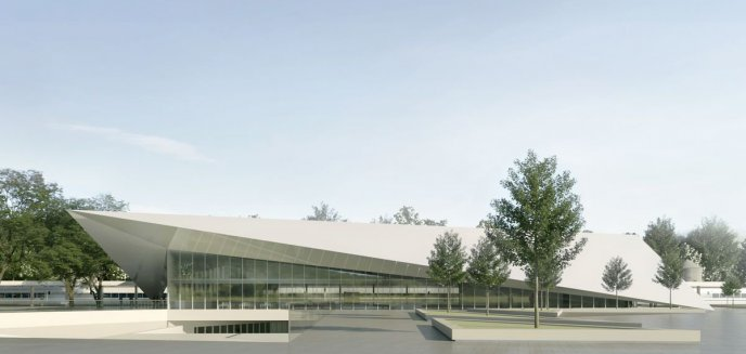 Artykuł: PKP pokazało projekt budynku Dworca Głównego w Olsztynie [WIZUALIZACJE]