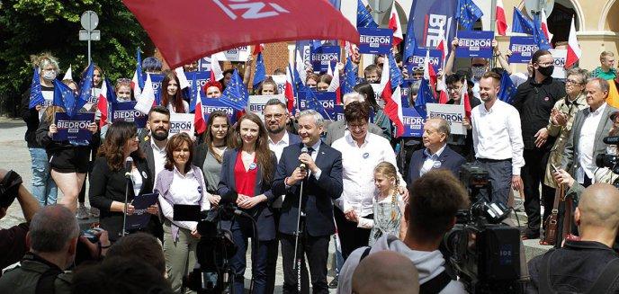 Artykuł: Robert Biedroń w Olsztynie: ''Musimy traktować Kościół sprawiedliwie, czyli opodatkować'' [ZDJĘCIA, WIDEO]