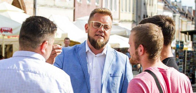 Paweł Tanajno w Olsztynie: ''Zdyscyplinuję polityczną hałastrę w Sejmie'' [ZDJĘCIA, WIDEO]