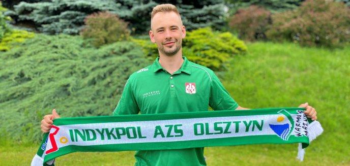 Artykuł: Jakub Ciunajtis dołącza do Indykpolu AZS