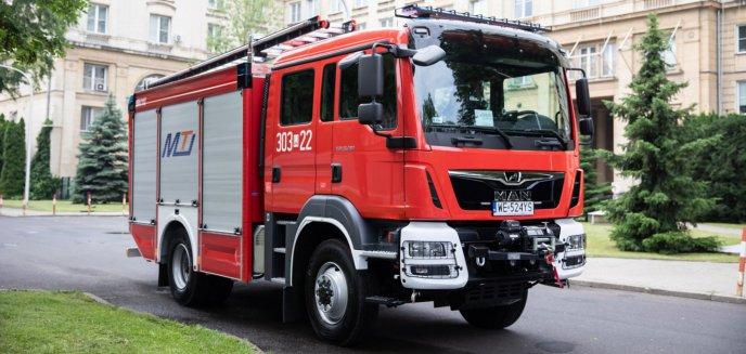 Artykuł: PiS obiecał wóz strażacki. Otrzyma go gmina Stawiguda, w której... wygrał Trzaskowski