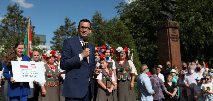 Artykuł: Premier przyjedzie do Olsztyna. Mało brakowało, a nie miałby, gdzie przemawiać