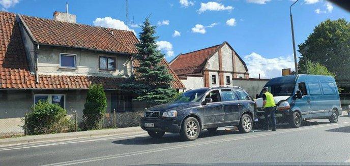 Artykuł: Wypadek przy skansenie w Olsztynku. Dziewczynka trafiła do szpitala