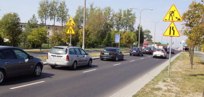 Artykuł: Remont na ul. Armii Krajowej w Olsztynie. Będą utrudnienia w stronę Dajtek