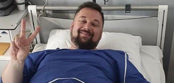 Artykuł: Poseł Lewicy, Marcin Kulasek zmniejszył sobie żołądek! Polityk powoli odzyskuje siły po operacji