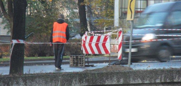 Artykuł: Kolejne utrudnienia na olsztyńskich drogach