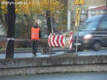 Kolejne utrudnienia na olsztyńskich drogach