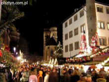 Świąteczny Jarmark w Olsztynie
