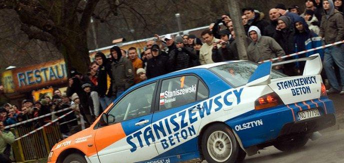Artykuł: Samochodowe Grand Prix Olsztyna
