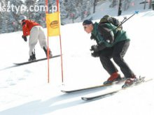 Amatorom sportów zimowych nie straszny śnieg i mróz