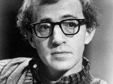 Woody Allen na Sylwestra