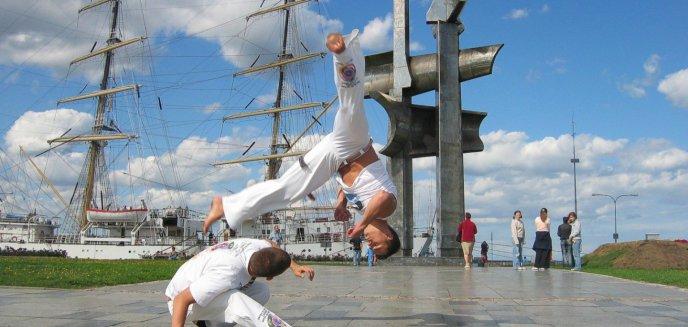 Artykuł: Olsztyński Tydzień z Capoeira!