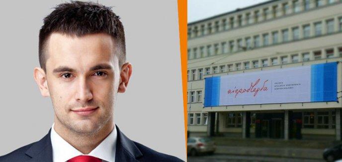 Artykuł: Paweł Żukowski. Dyrektor urzędu, który zarabia więcej niż prezydent Olsztyna