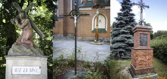 Artykuł: Historia. Rzecz o olsztyńskich krzyżach