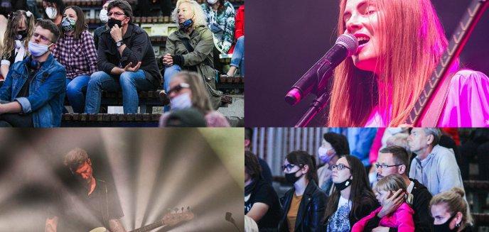 Artykuł: Trans w Olsztynie. Julia Marcell zagrała w amfiteatrze [ZDJĘCIA]