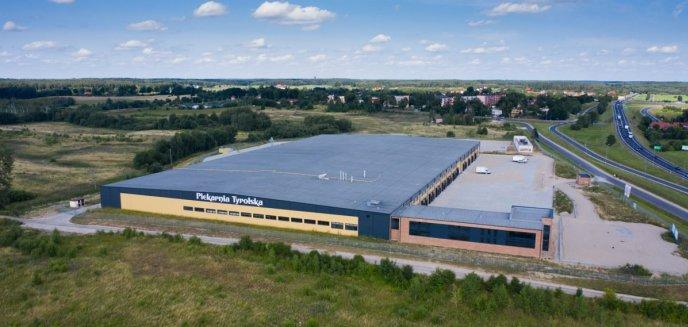 Artykuł: Piekarnia Tyrolska otwiera nowy zakład produkcyjny w Barczewie