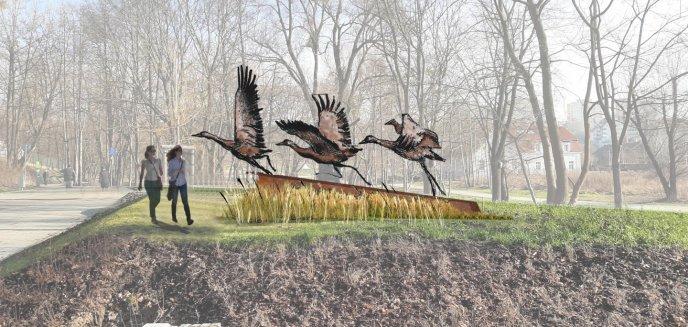Artykuł: W Parku Centralnym stanie rzeźba światowej sławy wybitnego olsztyńskiego artysty