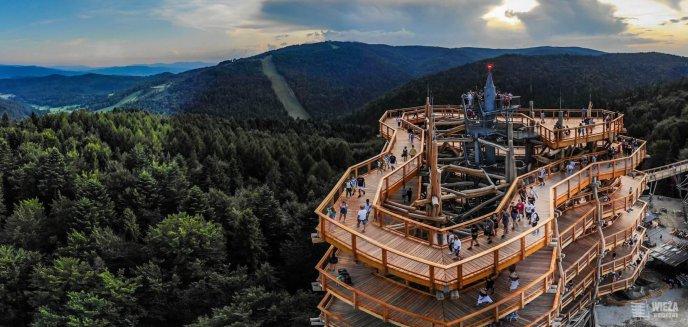 Niezwykła atrakcja na Warmii i Mazurach! W Kurzętniku stanie druga najwyższa w Polsce wieża widokowa