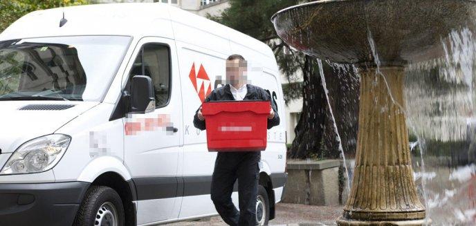 Artykuł: Kurier z Olsztyna przywłaszczył pieniądze... w dodatku był poszukiwany
