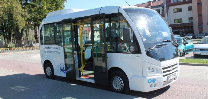 Artykuł: Purda zyska pięć nowych połączeń autobusowych z Olsztynem