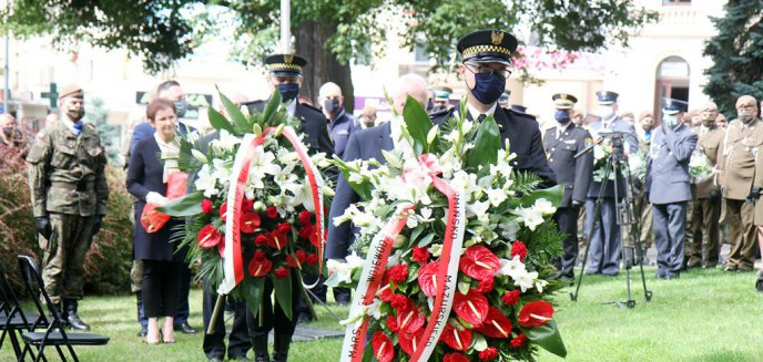 W Olsztynie upamiętniono 81. rocznicę wybuchu II wojny światowej [ZDJĘCIA]
