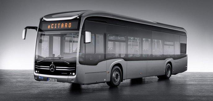 Artykuł: W Olsztynie przetestują elektryczny autobus. Na ulice wyjedzie futurystyczny mercedes