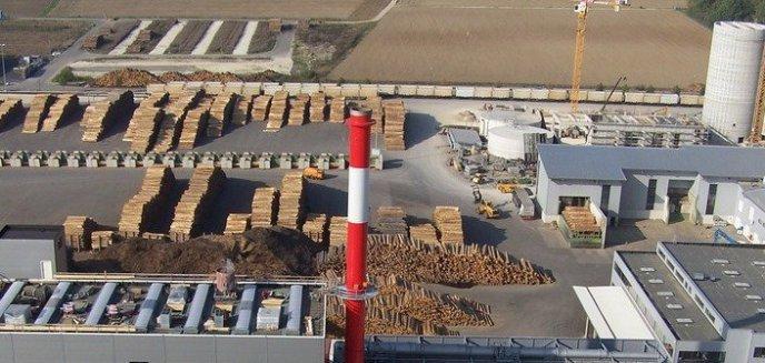 Władze Nidzicy przeprowadzą konsultacje z mieszkańcami ws. budowy zakładu firmy Binderholz