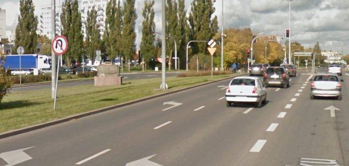 Artykuł: Kierowca MPK linii 121 pomylił trasę, więc... zawrócił na ruchliwym skrzyżowaniu