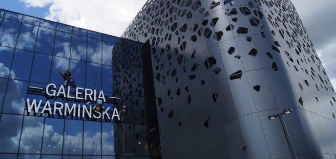 Artykuł: Galeria Warmińska odcina się od ''antycovidowców''. ''Aktywność odbywała się bez naszej zgody''