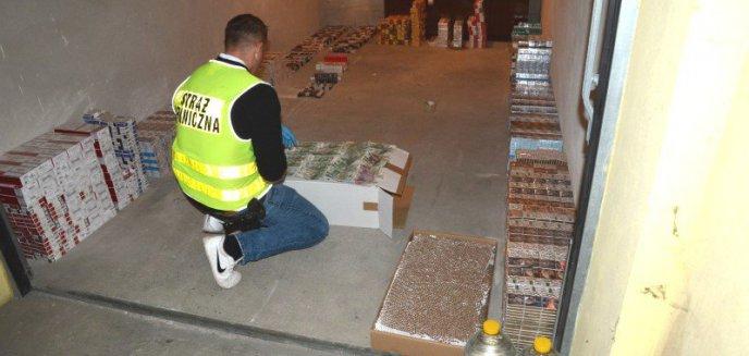 Artykuł: Strażnicy graniczni z Warmii i Mazur rozbili szajkę przemytniczą [WIDEO] [ZDJĘCIA]