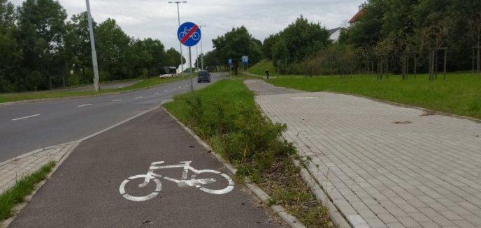Mamy odpowiedź urzędników ws. przedłużenia drogi rowerowej na os. Mazurskim