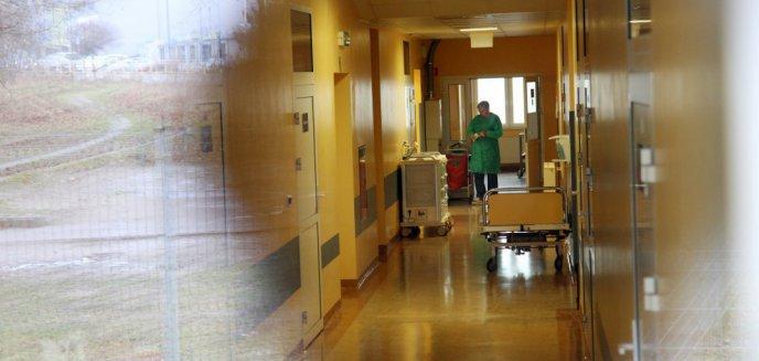 Artykuł: Kornawirus. Zakażony sanitariusz szpitala w Działdowie. Nie żyje 82-letnia kobieta