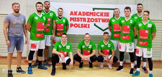 Artykuł: Kortowscy studenci spod siatki oraz koszy przebili się do finałów Mistrzostw Polski