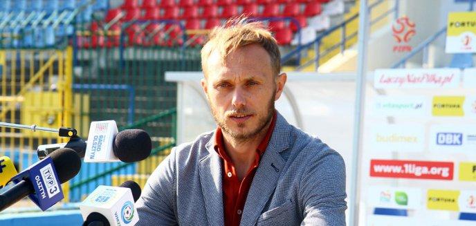 Artykuł: Grzegorz Lech, nowy prezes Stomilu, zakończył piłkarską karierę
