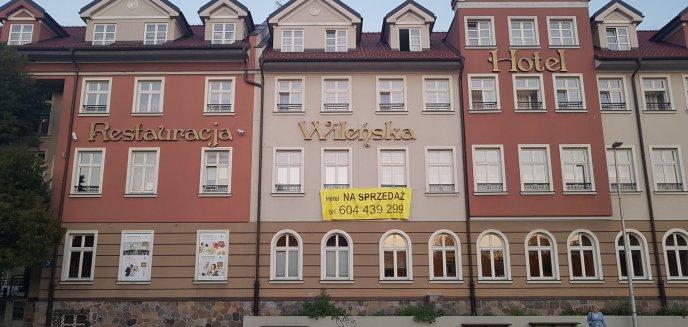 Jeden z lepszych olsztyńskich hoteli zostanie sprzedany