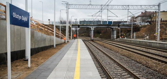 Artykuł: Czy przystanki kolejowe w Olsztynie zmienią nazwę?