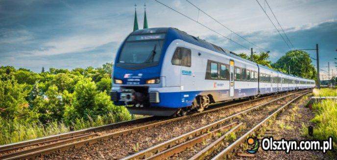 Artykuł: Z Olsztyna pociągiem dotrzemy szybciej do Gdańska i Wrocławia