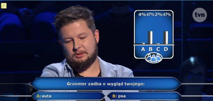 Artykuł: Młody artysta z Olsztyna w ''Milionerach'' telewizji TVN