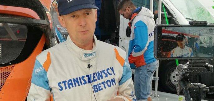 Zbigniew Staniszewski wygrał III eliminację mistrzostw Polski w rallycrossie w Słomczynie