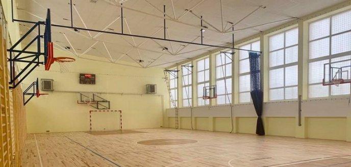 Artykuł: Blokada szkolnych sal gimnastycznych w Olsztynie