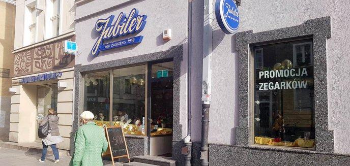 Artykuł: ''Jubiler'' działał od 1950 roku na olsztyńskiej starówce... Teraz zostanie zamknięty!