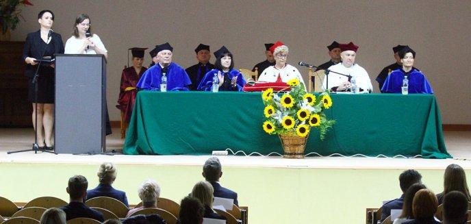Artykuł: Olsztyn: inauguracja roku akademickiego w ograniczonym składzie i online [ZDJĘCIA]