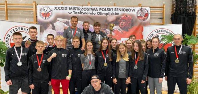Artykuł: Medale olsztynian na Mistrzostwa Polski Seniorów w Taekwondo Olimpijskim w Jarocinie