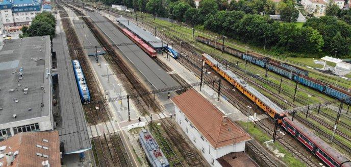 Artykuł: PKP ogłosiło przetarg na modernizację stacji Olsztyn Główny. Będzie nowe przejście na Zatorze