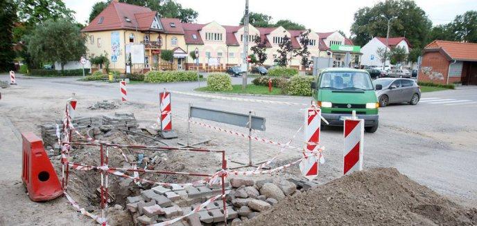 Artykuł: Jonkowo pod Olsztynem. Główna ulica w tej miejscowości zostanie zamknięta